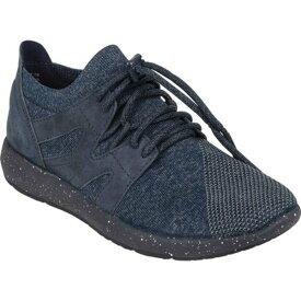 アース レディース スニーカー シューズ Blaze Sneaker Navy Fabric Netting