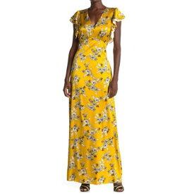 ヴェロニカ ベアード レディース ワンピース トップス Padma Floral Silk Blend Maxi Dress GOLD MULTI