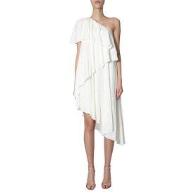 ランバン レディース ワンピース トップス Lanvin Asymmetrical Dress -