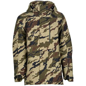 ボンファイヤー メンズ ジャケット&ブルゾン アウター Bonfire Aspect 3L Jacket Khaki Camo