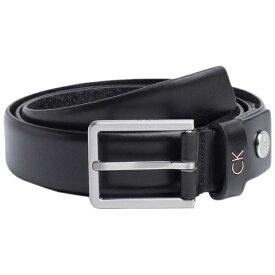 カルバンクライン メンズ ベルト アクセサリー Calvin klein Formal Leather Belt falz0131