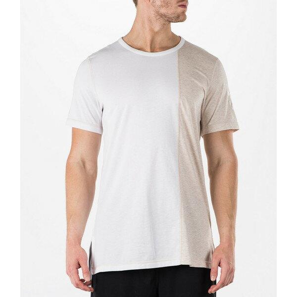 アディダス メンズ Tシャツ トップス Men's adidas Harden Vol.1 Dfynt T-Shirt White