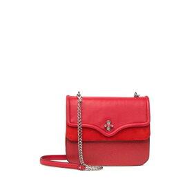 レベッカミンコフ レディース ショルダーバッグ バッグ Phoebe Crossbody Bag TOMATO