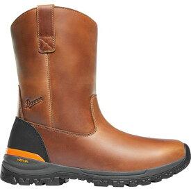 ダナー メンズ ブーツ&レインブーツ シューズ Danner Men's Stronghold Wellington 10'' EH Composite Toe Work Boots Brown