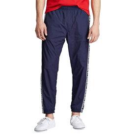 ラルフローレン メンズ カジュアルパンツ ボトムス Water-Repellent Athletic Pants Navy