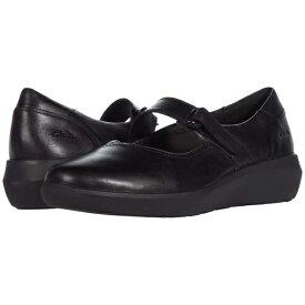 クラークス レディース サンダル シューズ Kayleigh Mill Black Leather