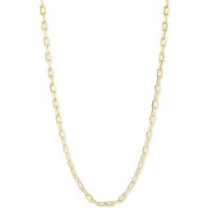 """チャームバー レディース ネックレス・チョーカー・ペンダントトップ アクセサリー Link Chain Necklace, Adjustable 16"""" - 20"""" Gold"""