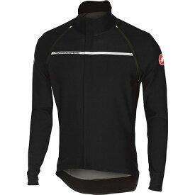 カステリ メンズ ジャケット&ブルゾン アウター Castelli Men's Perfetto Convertible Jacket Light Black