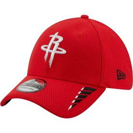 ニューエラ メンズ 帽子 アクセサリー New Era Men's Houston Rockets Rush OTC 39THIRTY Cap Red