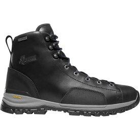 """ダナー メンズ ブーツ&レインブーツ シューズ Danner Men's Stronghold 6"""" EH Waterproof Composite Toe Work Boots Black"""