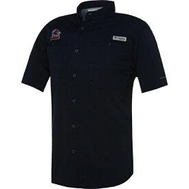 コロンビア メンズ シャツ トップス Columbia Sportswear Men's University of Texas at San Antonio Tamiami Button Down Shirt Navy
