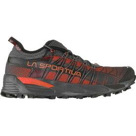 ラスポルティバ メンズ ランニング スポーツ Mutant Running Shoe - Men's Carbon/Flame