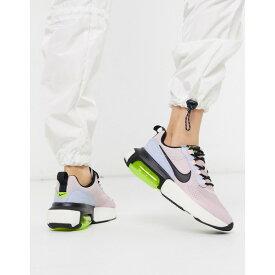 ナイキ レディース スニーカー シューズ Nike Air Max Verona Lilac and green sneakers Purple