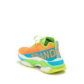 ブランドブラック レディース スニーカー シューズ Kite Racer Sneaker ORANGE LIME