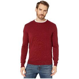 ジェイクルー メンズ ニット&セーター アウター Everyday Cashmere Crewneck Sweater in Solid Burgundy