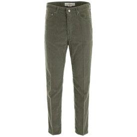 ゴールデングース メンズ カジュアルパンツ ボトムス Golden Goose Corduroy Trousers LICHENGREENGreen