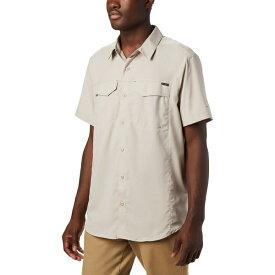 コロンビア メンズ シャツ トップス Silver Ridge Lite Short-Sleeve Shirt - Men's Fossil