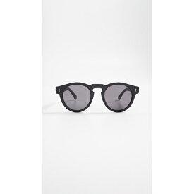 イレステバ レディース サングラス&アイウェア アクセサリー Leonard Sunglasses Matte Black