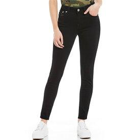トゥルーレリジョン レディース デニムパンツ ボトムス Jennie Curvy Skinny Jeans Body Rinse Black