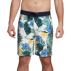 """ハーレー メンズ 水着 水着 Hurley Men's Phantom Lanai 20"""" Board Shorts Sail"""