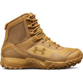 アンダーアーマー レディース ブーツ&レインブーツ シューズ Under Armour Women's Valsetz RTS 1.5 Tactical Boots Brown