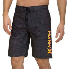 """ハーレー メンズ 水着 水着 Hurley Men's Wayfarer 20"""" Board Shorts Black"""