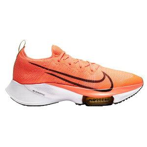 ナイキ メンズ ランニング スポーツ Nike Men's Air Zoom Tempo Next% Running Shoes Orange/Black