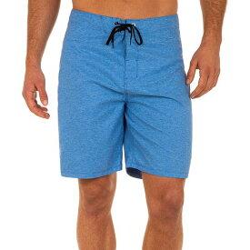 ハーレー メンズ 水着 水着 Hurley Men's OAO Cross Dye 20'' Board Shorts PacificBlue