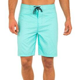 ハーレー メンズ 水着 水着 Hurley Men's OAO Cross Dye 20'' Board Shorts AuroraGreen