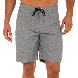 ハーレー メンズ 水着 水着 Hurley Men's OAO Cross Dye 20'' Board Shorts SmokeGrey