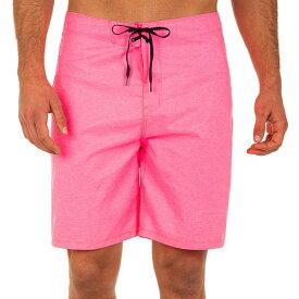 ハーレー メンズ 水着 水着 Hurley Men's OAO Cross Dye 20'' Board Shorts DigitalPink