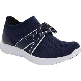 アレグリア レディース スニーカー シューズ TRAQ Qool Sneaker Navy Dream Knit