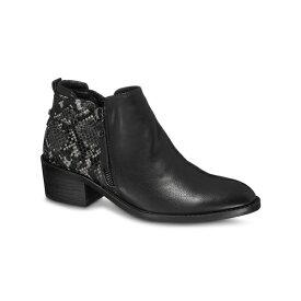 ジーシーシューズ レディース ブーツ&レインブーツ シューズ Women's Lamar Animal Print Boot Black