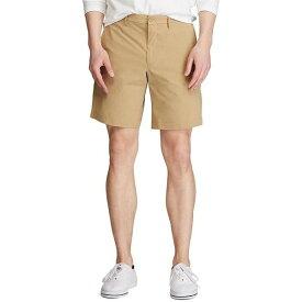ラルフローレン メンズ ハーフ&ショーツ ボトムス Water-Repellent Stretch 8#double; Inseam Traveler Shorts Luxury Tan