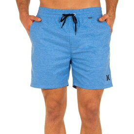 ハーレー メンズ 水着 水着 Hurley Men's OAO Cross Dye Volley 17'' Board Shorts PacificBlue