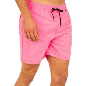 ハーレー メンズ 水着 水着 Hurley Men's OAO Cross Dye Volley 17'' Board Shorts DigitalPink