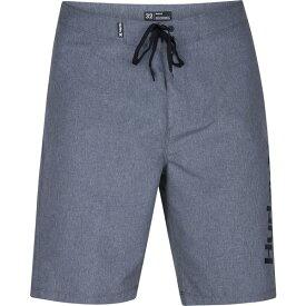 ハーレー メンズ 水着 水着 Hurley Men's One & Only Heather Board Shorts Black