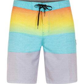 ハーレー メンズ 水着 水着 Hurley Men's Valley 20'' Board Shorts AuroraGreen