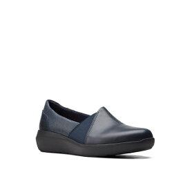 クラークス レディース スニーカー シューズ Collection Women's Kayleigh Step Sneaker Navy Combo