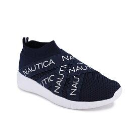 ナウティカ レディース スニーカー シューズ Patrika Jogger Sneakers Navy