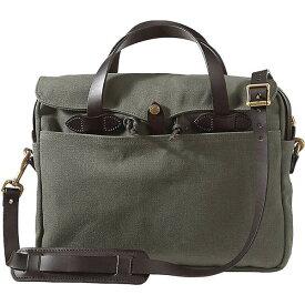 フィルソン レディース ボストンバッグ バッグ Filson Original Briefcase Otter Green