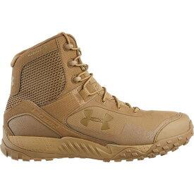 アンダーアーマー メンズ ブーツ&レインブーツ シューズ Under Armour Men's Valsetz RTS 1.5 Tactical Boots Coyote Brown
