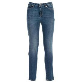 ヴェルサーチ レディース デニムパンツ ボトムス Versace Collection Jeans Skinny W/studs -