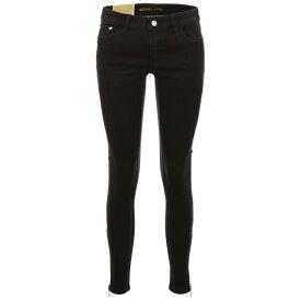 マイケルコース レディース デニムパンツ ボトムス MICHAEL Michael Kors Skinny Jeans With Zip -