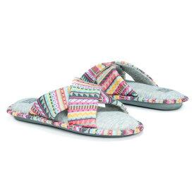 ムクルクス レディース サンダル シューズ Women's Magda Slippers, Online Only Pink Multi