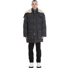 ジル・サンダー メンズ ジャケット&ブルゾン アウター Jil Sander Clothing In Black Polyamide -