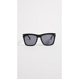イレステバ レディース サングラス&アイウェア アクセサリー Los Feliz Sunglasses Black/Grey