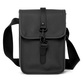 レインズ メンズ ビジネス系 バッグ Rains Waterproof Flight Bag Black