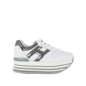 ホーガン レディース スニーカー シューズ Classic Platform Sneakers Bianco
