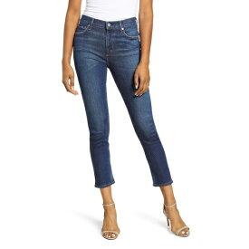 シチズンズ オブ ヒューマニティ レディース デニムパンツ ボトムス Harlow High Waist Ankle Slim Jeans Gleams